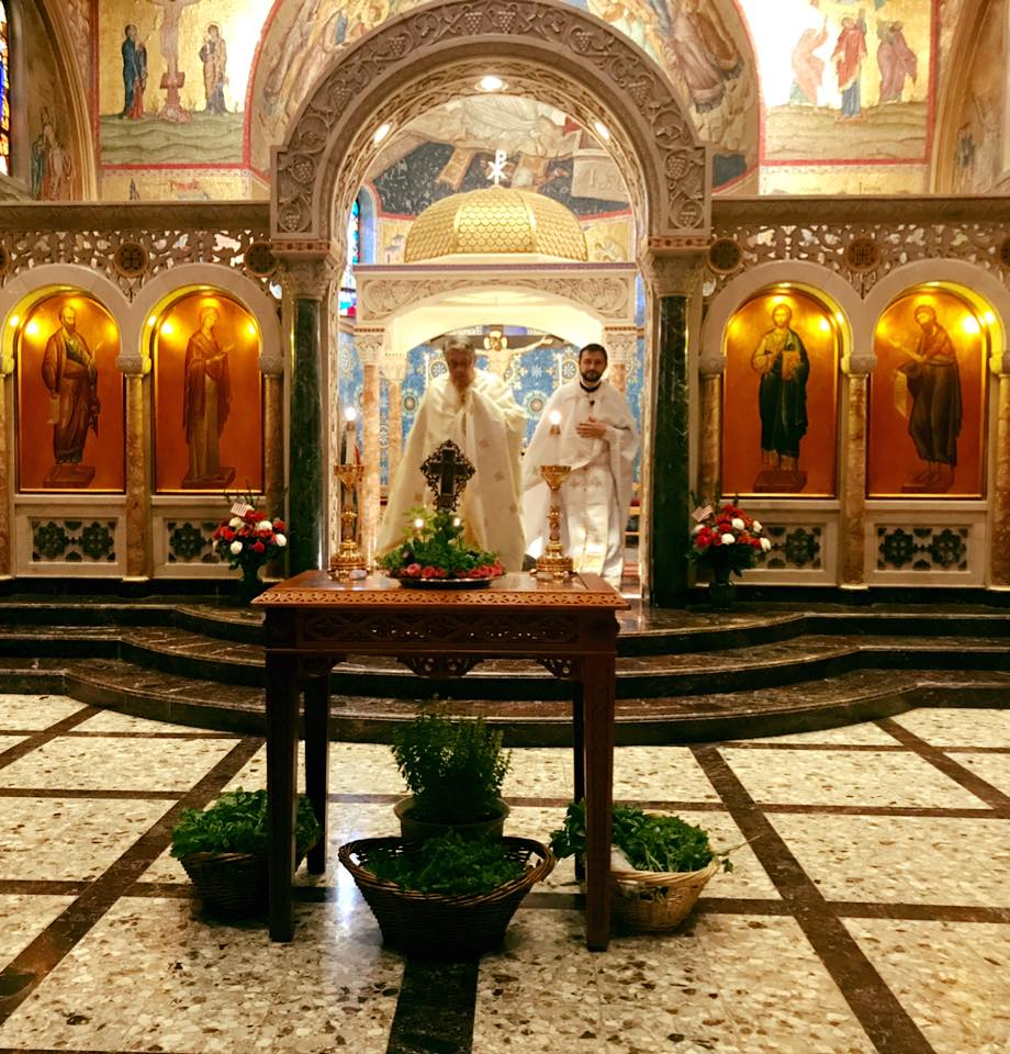 Schedule of Services | Greek Orthodox Cathedral of Saint Paul